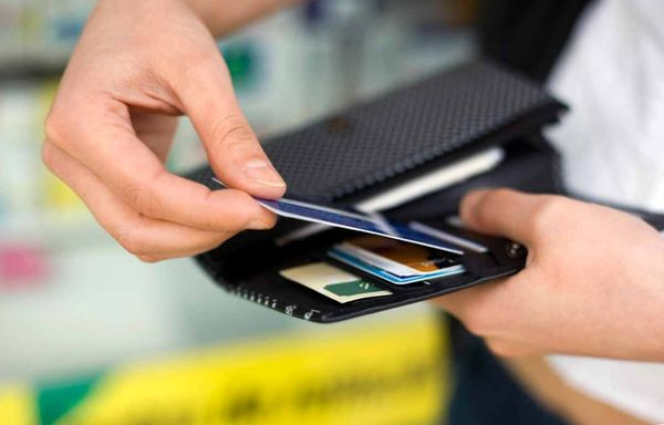 transfer a credit card balance iStockphoto result